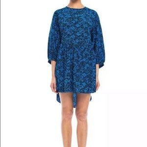 NWT Walter Baker High-Low Connie Dress Starry